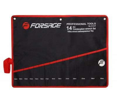 Полотно (держатель) на 14 ключей Forsage F-5141M-P(NEW)