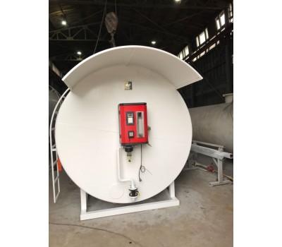 Мини АЗС с емкостью 10т. VSO 220В (VS1210-220)