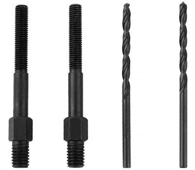 Набор для извлечения сломанных свечей накаливания и восстановления резьбы 8-10 мм. REWOLT (T4972)