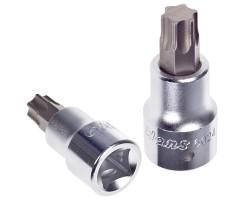 "Торцевая головка 3/4""DR с насадкой TORX.T100, 80 мм (6024T100) HANS"