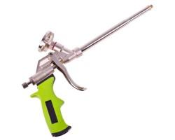 Пистолет для монтажной пены GF-0522 с прорезиненной ручкой (GF-0522) ALLOID