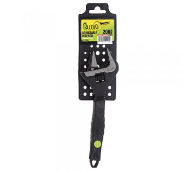 Ключ разводной, спец. 200 мм. Размер 0-36 мм. (КР-036) (КР-036) ALLOID