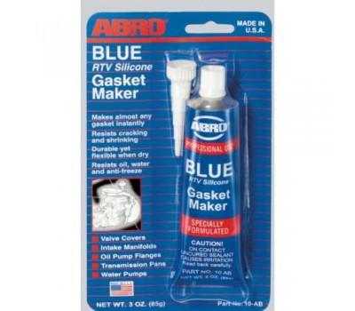 Герметик прокладки (AB 10) BLUE (85гр) Китай (10-AB CH) ABRO