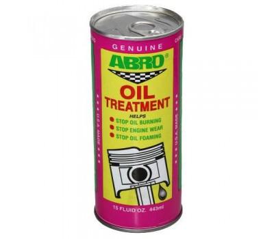 Присадка в масло AB 500 (443мл) (AB-500) ABRO