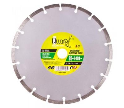 Диск алмазный отрезной Turbo Wave 230 мм (DS-7230TW) ALLOID