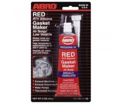 Герметик прокладки (AB 11) RED (85гр) Китай (11-AB CH) ABRO