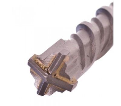Бур по бетону SDS-plus S4 QUADRO 12x210мм в тубе (CH-12210) ALLOID