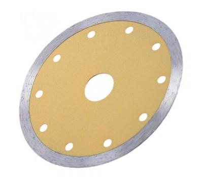 Диск алмазный отрезной со сплошной кромкой 125 мм (DS-7125К) ALLOID