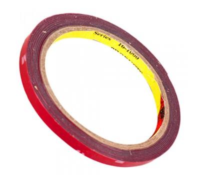 Лента липкая двухсторонняя 3М 6мм*0,8*2м/серая (3М) 3М