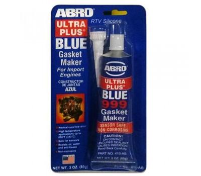 Герметик двигателя синий 999 (410-AB) (85гр) (410-AB) ABRO
