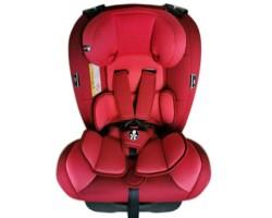 Автокресло детское ME 1017 STEP Red (до 36кг) группа 0+/1-2-3, 5-ти точ.ремни безопасности,красное