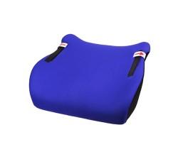 Автокресло-бустер детское Sena Junior (15-36 кг) группа 2-3 синее (Junior)