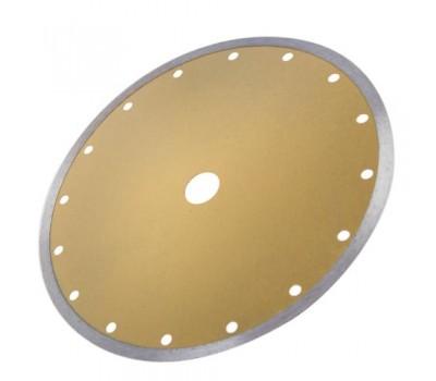 Диск алмазный отрезной со сплошной кромкой 230 мм (DS-7230К) ALLOID