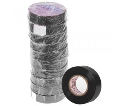 Изолента 3М 19мм*18м*0,13мм черная (3М 9256) 3М