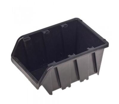 Емкость для метизов вставная больш. 375х235х175 мм. (чёрная) (011120) ALLOID