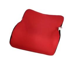 Автокресло-бустер детское MILEX AJAX (15-36 кг) ECE группа 2-3 красное (FP-A10003)