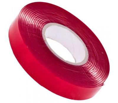 Лента липкая двухсторонняя 3М/6008F- 8мм*5м/красная (3М 6008F) 3М