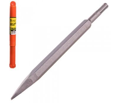 Зубило по бетону пикообразное SDS-plus 14x250мм (С-14250) ALLOID