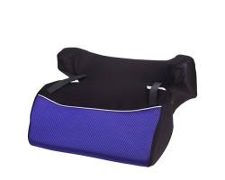 Автокресло-бустер детское Sena Junior Plus Sena (15-36 кг) группа 2-3 черно-синее (Junior Plus Sen