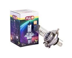 Лампа PULSO/галогенная H4/P43T 12v60/55w clear/c/box