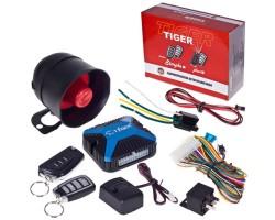 Сигнализация Tiger SIMPLE+ (с откидным ключом)