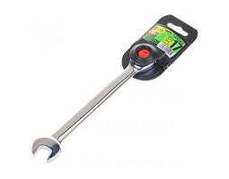 Ключ комбинированный трещоточный 18 мм.