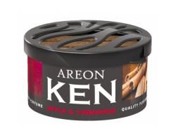 Освежитель воздуха AREON KEN Apple & Cinnamon