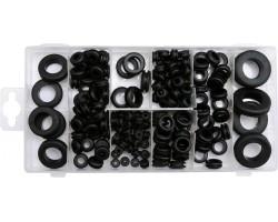 Набор резиновых сальников YATO 180 шт (YT-06878)