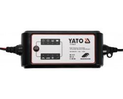 Автомобильное зарядное устройство 12 B. YATO (YT-83031)