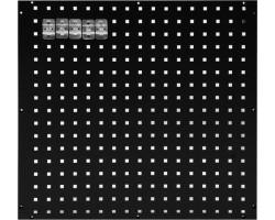 Панель перфорированная для инструментов, с крючками YATO, 660x700x20 мм (YT-08936)