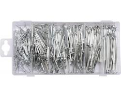 Набор шплинтов разних размеров YATO, 555 шт. (YT-06873)