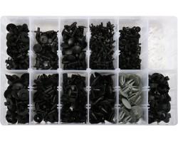 Набор креплений для автосалонной обшивки VOLVO YATO, 350 шт. (YT-06655)