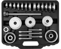 Набор для демонтажа подшипников и втулок YATO 31 шт (YT-25412)