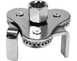 Ключ масляного фильтра краб YATO 63-120мм (YT-0826)