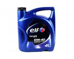 Масло моторное ELF Evolution 700 10W-40 4л.