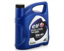 Масло моторное ELF Evolution SXR 900 5W-40 (5л)