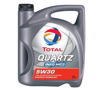 Масло моторное TOTAL Quartz INEO MC3 5W-30 5л.