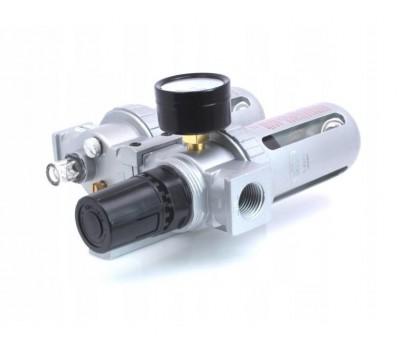 """Фильтр (+редуктор) сепаратор 1/2"""" SATRA S-817S"""