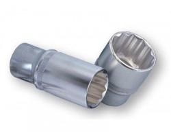 Головка 12-гр. торцевая 1/2 - 12 мм длинная ASTA 544212