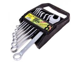 Набор ключей комбинированных. 08 предметов. 8-19 мм. (спеццена) (НК-2005-8М) Alloid