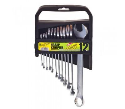 Набор ключей комбинированных. 12 предметов. 6-22 мм. Alloid