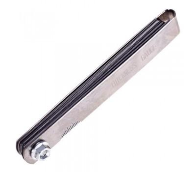 Комплект щупов для свечей зажигания, от 0,05 до 0,63 мм, 15 предм (КЩ-6026) Alloid