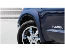 Расширители колесных арок Toyota Tundra 2007-12 без брызговиков Bushwacker (3091002)
