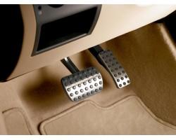 Накладки на педали Mercedes-Benz A1662902601, АКПП (2шт) AVTM (AVT218425)