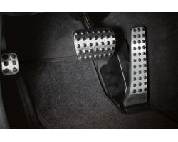 Накладки на педали Mercedes-Benz A0002900501, АКПП (3шт) AVTM (AVT218426)