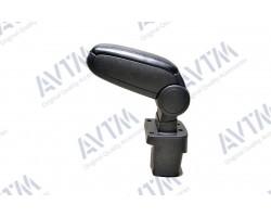Подлокотник Kia Rio (2012-) черный AVTM (442146091)