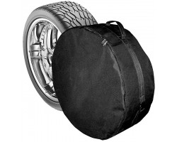 """Чехол запасного колеса AVTM R14-18 (69см*23см) L, черный """"Полиэстер"""" (WCOV95300)"""
