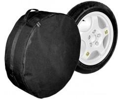 """Чехол запасного колеса AVTM R19 докатка (80см*20см), черный """"Полиэстер"""" (WCOV95902)"""