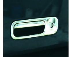 Накладка на ручку багажника Volkswagen T5 2003-/Caddy 2004-/Golf Carmos (6458266)