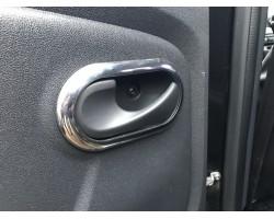 Накладки на внутренние ручки Dacia/Renault Duster -2010 4шт Carmos (64548743)